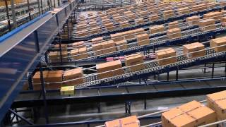 Skechers distribution center