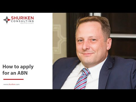 ABN Series: How To Apply For An ABN?