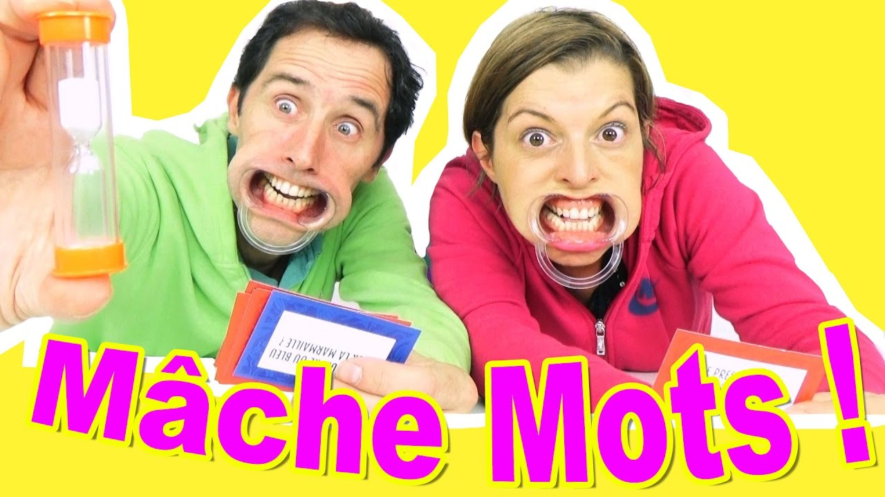 mache mots mouthguard challenge attention aux fous rires youtube. Black Bedroom Furniture Sets. Home Design Ideas