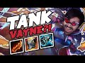 Voyboy | MY TANK VAYNE TOP IS UNKILLABLE! 1v5 CARRY!