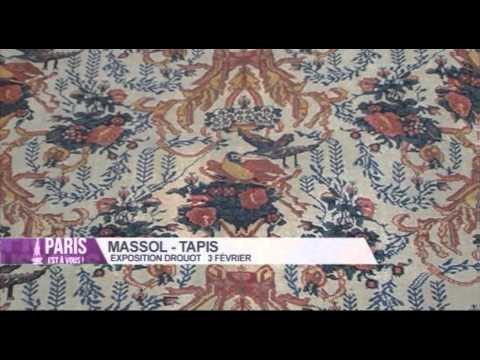 Vente aux enchères de tapis - Massol SVV - 04/02/2014