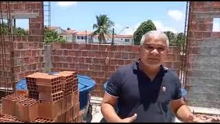 PROJETO DE REFORMA DA IGREJA EM ANDAMENTO
