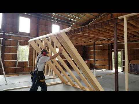 Episode 44: First Floor Interior Framing