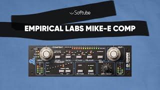 Empirical Labs Mike-E Comp – Softube