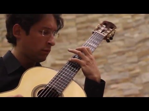 Hebert Vázquez -Sonata No. I para guitarra (1992)- Pablo Garibay, guitarra