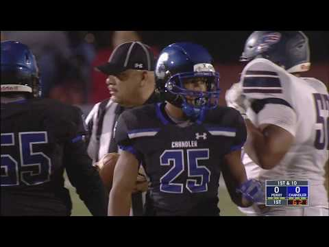Game Replay:  Perry Pumas vs. Chandler Wolves (Arizona)