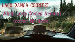 LAGU DANSA TIMOR COUNTRI TERBARU WHEN LOVE COMES AROUND (COVER UCOK)