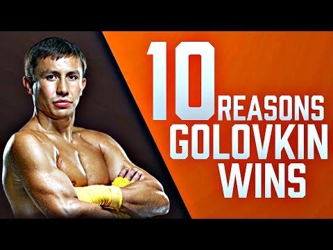 10 Reasons Gennady Golovkin Beats Canelo Alvarez