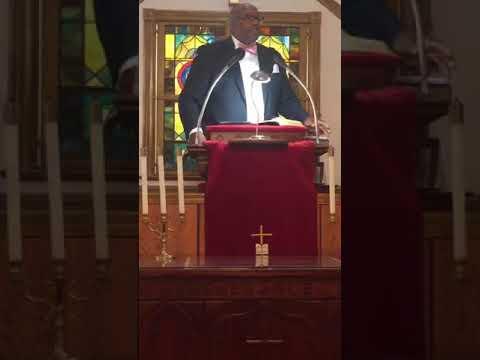"Reverend Dr. Wilbur A. Whitehurst  ""Have You Seen?"" 4/22/2018"