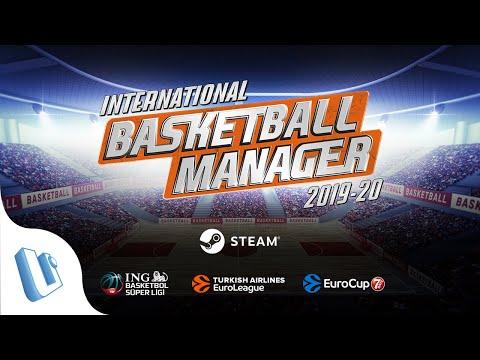 International Basketball Manager 2019-20