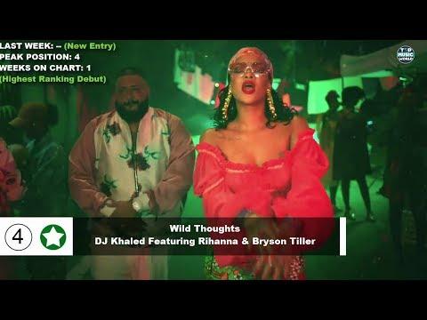 Top 50 Songs Of The Week  July 08, 2017 Billboard Hot 100