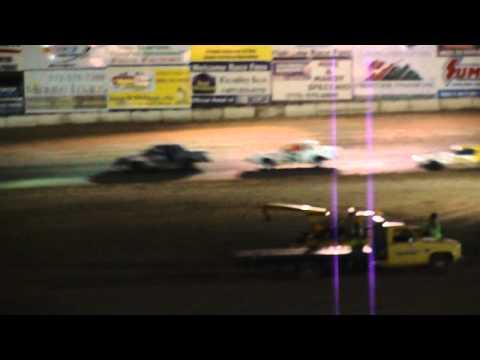 hobby stock 5150 racing reno fernley raceway 7-16-11 #1 of 3