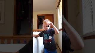 My brother is dance