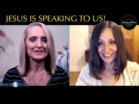 Christine Watkins shares soul-stirring teachings from Jesus through Marino Restrepo and his story!