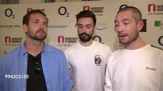 Baixar bastille interview at o2 silver clef awards 2018