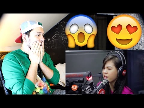 """Janella Salvador performs """"How Far I'll Go"""" (Moana OST) LIVE on Wish 107.5 Bus 