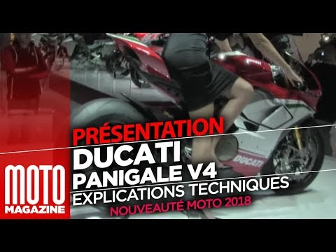 ducati panigale v4 nouveaut moto 2018 explications techniques eicma 2017 youtube. Black Bedroom Furniture Sets. Home Design Ideas