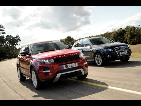 2017 Range Rover Evoque Vs Audi Q5 ULTIMATE REVIEW & COMPARISON