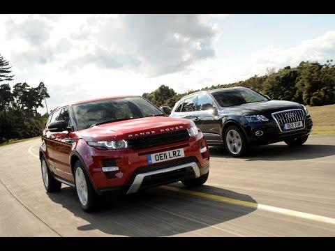 2017 Range Rover Evoque Vs Audi Q5 ULTIMATE REVIEW & COMPARISON