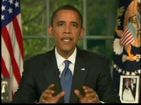 President Obama goes on the offensive against oil spill; BP