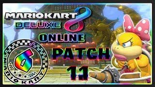 MARIO KART 8 DELUXE ONLINE Part 6: Patch 1.1