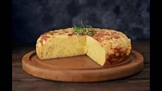 Тортилья. Блюда из картофеля и яиц