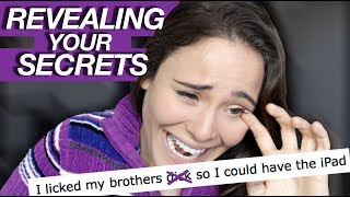 REVEALING YOUR SECRETS 6 | AYYDUBS