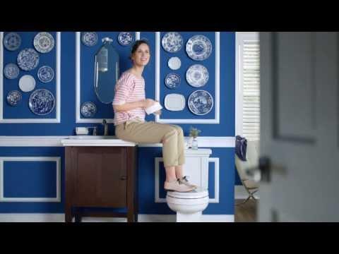 Kohler TV Commercial Make Reality A Dream