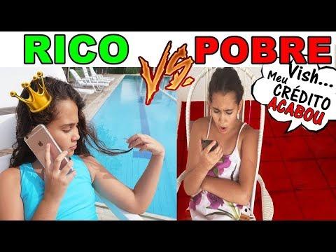 RICO VS POBRE Continuação - Bela Bagunça
