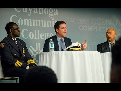 Director Comey's Opening Remarks at Forum on Race and Law Enforcement