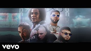 Bandolero Remix -  Anuel AA, Farruko, Don Omar, Tego Calderón, Kendo Kaponi [Official Video]