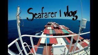 Святое место камбуз, дельфины, каюта на судне и Интервью с моряками  - Seafarer 1 vlog