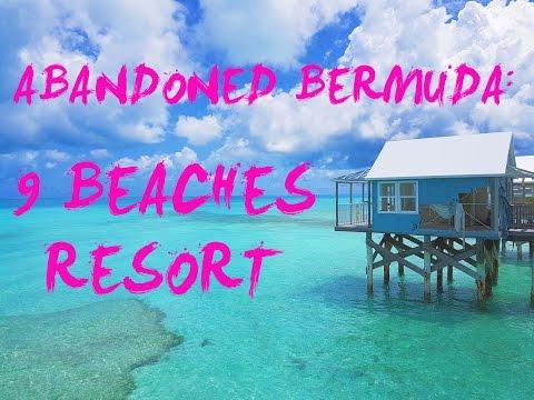 Abandoned 9 Beaches Bermuda