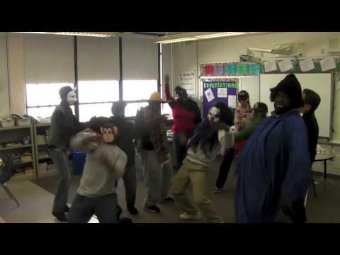 Ackerman School HARLEM SHAKE (ROOM 12)