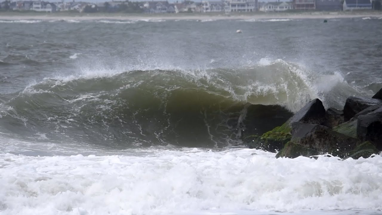 Most Savage NJ Surf Spot Ever?