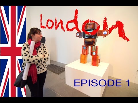 London famous murderer and Contemporary Art -Episode 1