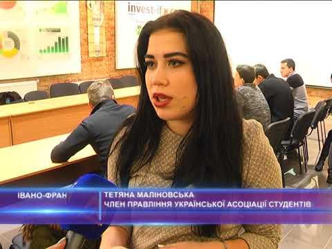 """Конкурс """"Молодіжна столиця України"""""""
