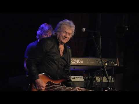 john lodge of the moody blues live on solo tour -closing song