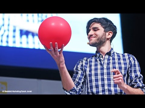 Can we stop ageing? - Constantine Mylonas - Winner Public's Prize FameLab Germany 2016