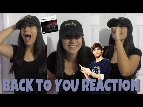 "(Louis Girl Reacts) LOUIS TOMLINSON ""BACK TO YOU"" ft.  BEBE REXHA REACTION & REVIEW 