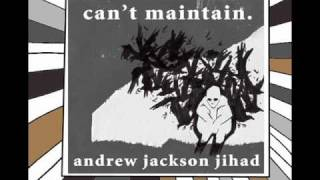 Watch Andrew Jackson Jihad You Dont Deserve Yourself video