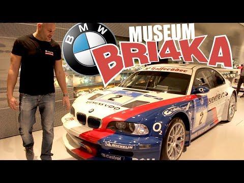 Bri4ka представя BMW Welt Museum | Bri4ka present BMW Welt