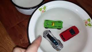 СУПЕР машинки меняющие цвет Хот Вилс