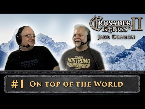 CK 2: Jade Dragon - #1 - On Top Of the World