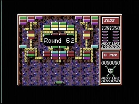 BATTY (C64 - FULL GAME)