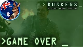 Duskers: GAME OVER _