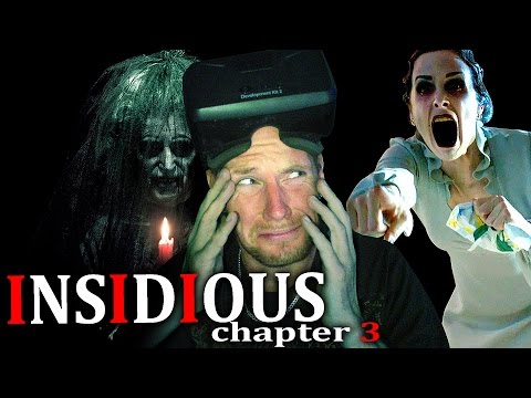 Experience INSIDIOUS In Virtual Reality! | Insidious Chapter 3|