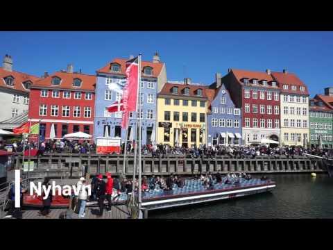 Denmark, Copenhagen, City Hall Square Rådhuspladsen, Nyhavn, Copenhagen Street Food Papirøen, 2017