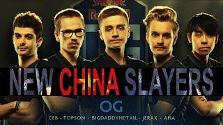 Dota 2 Team OG - The NEW China SLAYERS [The International 2018 Movie Documentary]