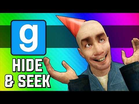 Thumbnail: Gmod Hide and Seek Funny Moments - Oooo Meter, Pizza Vs. Chicken, 100 Dollar Spot (Garry's Mod)